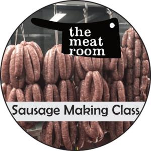 Book a Sausage Making Class